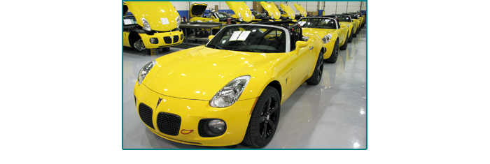 Pontiac Solstice for SPEED TV